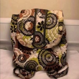 ⚠️ Vera Bradley Backpack with issues
